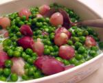 American Creamed Peas and Onions 5 Appetizer