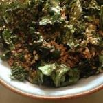 American Lukewarm Black Cabbage Salad with Coconut Appetizer