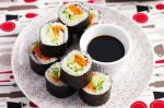 American Sushi For Kids Recipe Appetizer