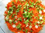 American Baked Grated Carrots 1 Dinner