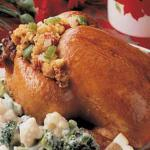 Mexican Stuffed Cornish Game Hens 3 Appetizer
