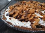 American Butterfinger Pie 1 Dinner