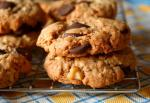 American Oatmeal Chocolate Chip Cookies from Eating Well 1 Dessert
