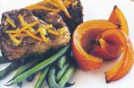 American Baked Lamb Chops With Pumpkin Recipe Dinner