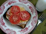 American Hot Openfaced Sandwich Dinner