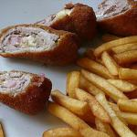 Canadian Chicken Breasts Cordon Bleu Alcohol