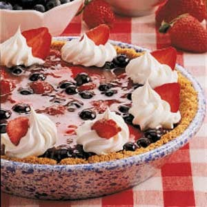 Canadian Summer Berry Pie 1 Dessert