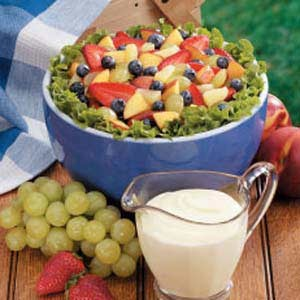 Canadian Summer Fruit Salad 4 Dessert