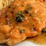 American Chicken Piccata 25 Dinner