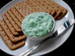American The Moon is Made of Green Cheese Spread Appetizer