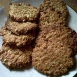 British Ginger Oatmeal Biscuits 1 Appetizer