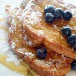 French French Eggs Toast french Toast Dessert
