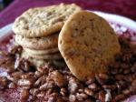 American Cocoa Pebbles Cereal Cookies Dessert