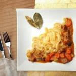 Hungarian Hungarian Autumn  Ie Kinda of Noodles Very Dinner