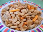 American Emilys Chex Snack Mix Appetizer