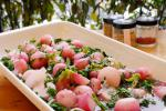 American Braised Red Radishes Recipe Appetizer
