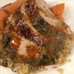 Crock Pot Pork Roast with Sauerkraut recipe