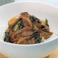 Stir- Fry Chinese Beef And Gai Larn chinese Broccoli recipe