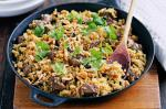 Moroccan Moroccan Spiced Lamb And Couscous Recipe Appetizer