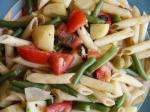 French Penne Nicoise Dinner