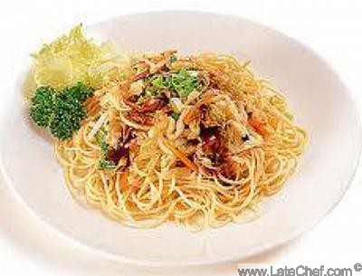 Chinese Lo Mein Appetizer