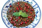 Iranian/Persian Vegetarianvegangluten Free Pomegranate Soup Dinner