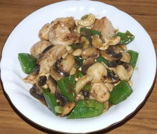 American Cashew Chicken 47 Dinner