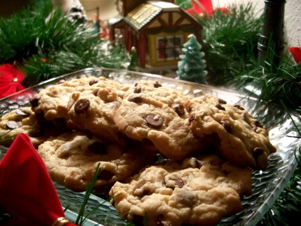 American Mommys Chocolate Chip Cookies Dessert
