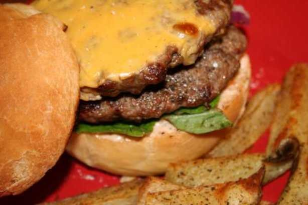 American Tsr Version of Innout Double Double by Todd Wilbur Dinner