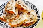 British Pumpkin And Goats Cheese Quesadillas Recipe Appetizer