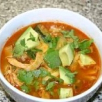 Canadian Chicken Tortilla Soup Soup