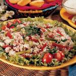 American Summertime Maindish Salad Appetizer