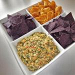 American No Joke Artichoke and Spinach Dip Alcohol