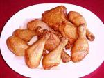 American Marinated Fried Chicken  without Batter Dinner