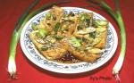 Fried Bean Curd tofu With Soy Sauce by Sy recipe