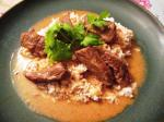American Curried Beef Short Ribs slow Cooker Dinner