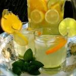 American Citrus Lemonade Recipe Dessert