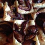 Simple Puff Pastry Dessert with Plum recipe