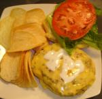 American Easy and Juicy Chicken Burgers Appetizer
