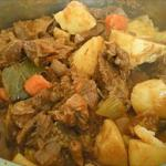 American Old-fashioned Beef Stew 4 Soup