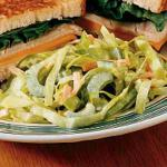 American Slaw for Two Appetizer