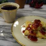 Canadian Cherry Chocolate Chip Scones Breakfast
