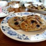 American Banana Pancakes with Only Two Ingredients Banana and Egg Dessert