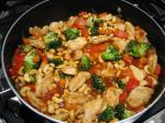 Chinese Cashew Chicken 38 Dinner