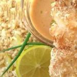 American Spicy Peanut Dipping Sauce Recipe Appetizer