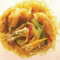 Chinese Noodle Baskets Dinner