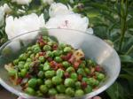 American Spring Peas With Pancetta Appetizer