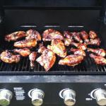 American Sweet and Tasty Grilled Bbq Chicken BBQ Grill