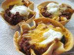 Spanish Mini Taco Quiches 1 Appetizer