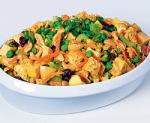 British Pcc Curried Chicken Cashew Salad Dinner